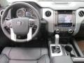 2016 Toyota Tundra Black Interior Dashboard Photo