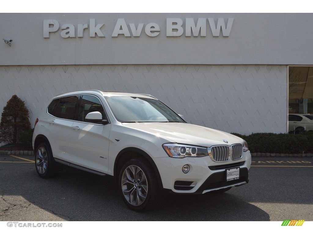 2016 alpine white bmw x3 xdrive35i 111567348 car color galleries. Black Bedroom Furniture Sets. Home Design Ideas