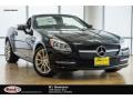 2016 Black Mercedes-Benz SLK 300 Roadster #111567461