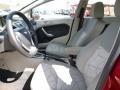 2013 Ruby Red Ford Fiesta SE Hatchback  photo #7