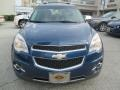 2010 Navy Blue Metallic Chevrolet Equinox LTZ AWD  photo #2