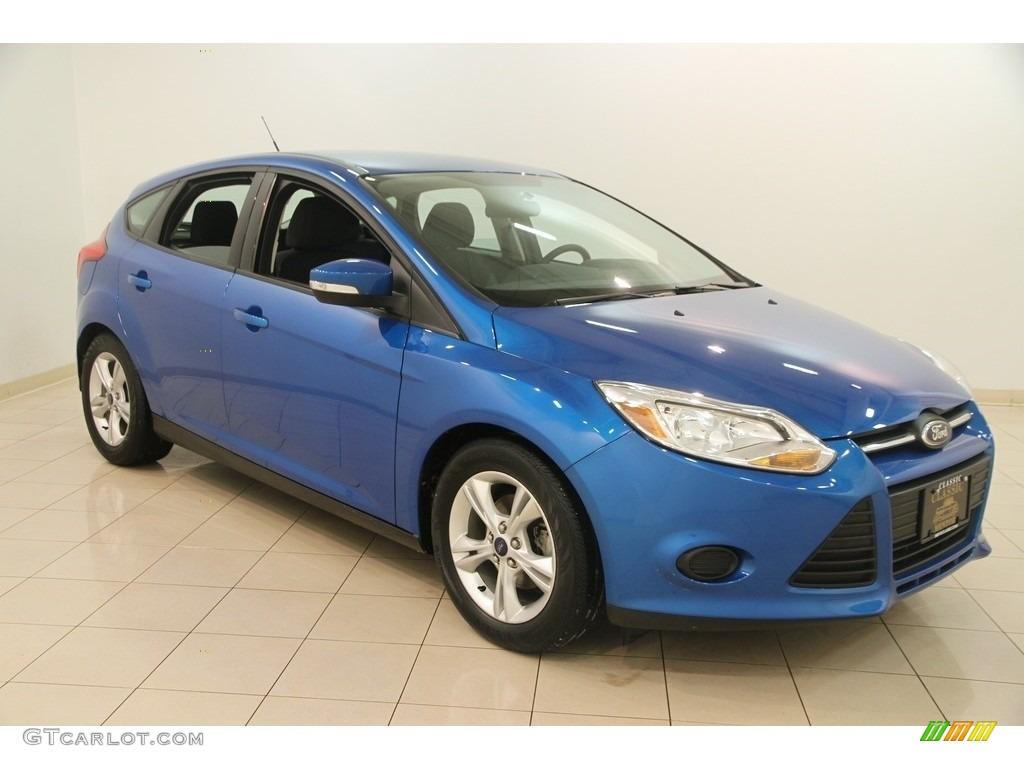 2014 blue candy ford focus se hatchback 111631937 photo 14 car color galleries. Black Bedroom Furniture Sets. Home Design Ideas