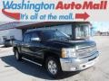 2013 Fairway Metallic Chevrolet Silverado 1500 LT Crew Cab 4x4 #111631756