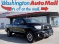 Black 2013 Toyota Tundra TRD Rock Warrior Double Cab 4x4