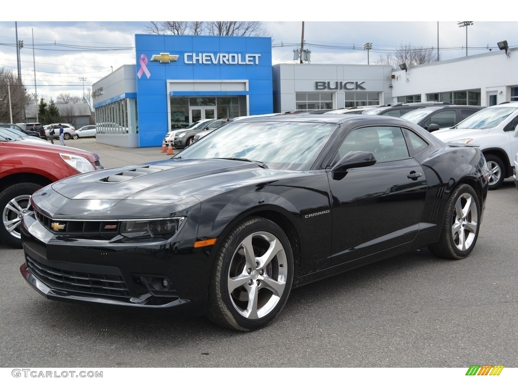 2014 black chevrolet camaro ss coupe 111631729 photo 15. Black Bedroom Furniture Sets. Home Design Ideas