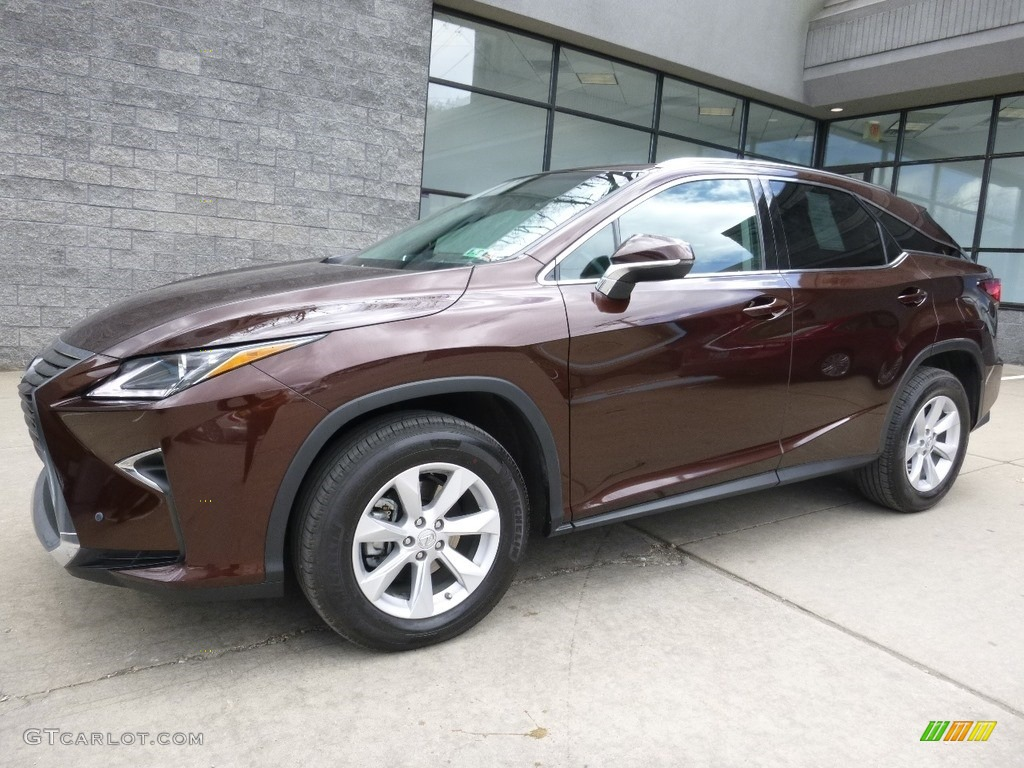 2016 Rx 350 Awd Autumn Shimmer Le Brown Photo 3