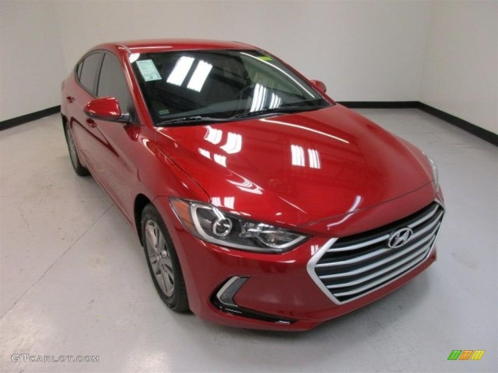on 2014 Hyundai Elantra Paint Colors