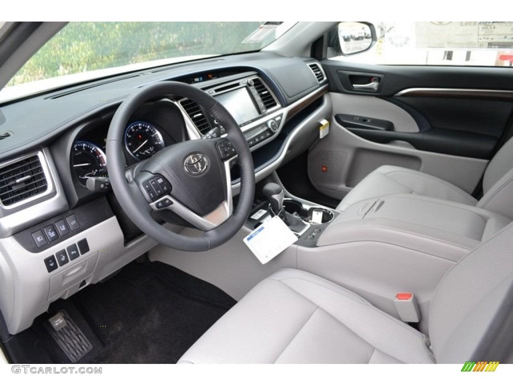 Toyota Highlander Interior E Floors Doors Interior Design
