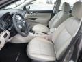Marble Gray 2016 Nissan Sentra Interiors