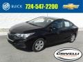 Mosaic Black Metallic - Cruze LS Sedan Photo No. 1