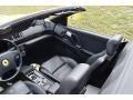 Black Front Seat Photo for 1995 Ferrari F355 #111688978