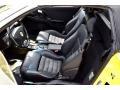 Black Front Seat Photo for 1995 Ferrari F355 #111688999