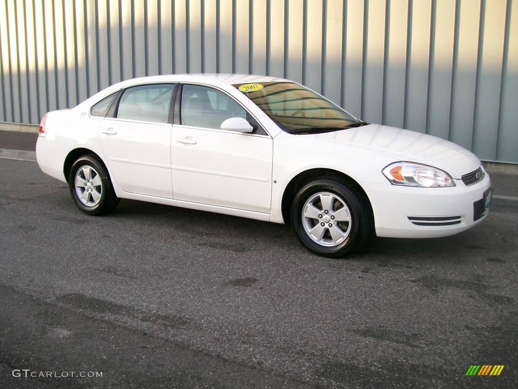 2007 white chevrolet impala lt 1085770 gtcarlot com car color galleries