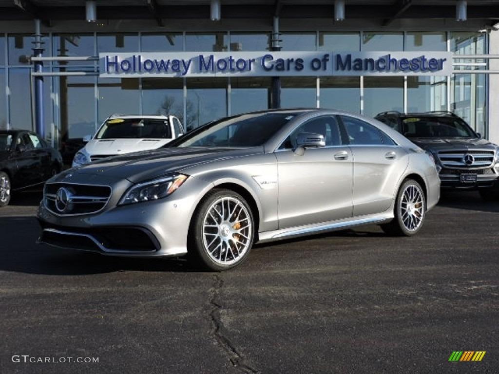 2015 palladium silver metallic mercedes benz cls 63 amg s for Mercedes benz cls 63 amg coupe