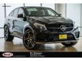 Black 2016 Mercedes-Benz GLE 450 AMG 4Matic Coupe