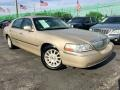 Cashmere Tri-Coat 2006 Lincoln Town Car Signature