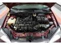 2007 Infra-Red Ford Focus ZX4 SE Sedan  photo #41