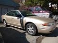 Sandstone Metallic 2003 Oldsmobile Alero GL Sedan