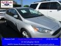 Ingot Silver Metallic 2015 Ford Focus SE Hatchback