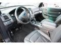 2016 Ford Explorer Ebony Black Interior Prime Interior Photo