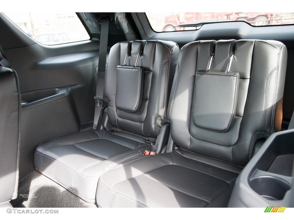 2016 Ford Explorer Limited 4wd Interior Color Photos
