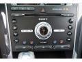 2016 Ford Explorer Ebony Black Interior Controls Photo