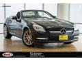 2016 Black Mercedes-Benz SLK 300 Roadster #111770696