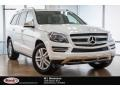 Polar White 2016 Mercedes-Benz GL 450 4Matic