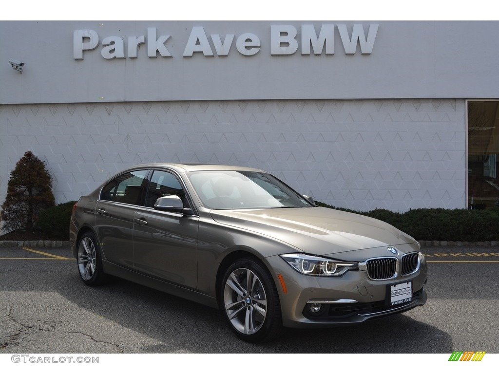 2016 Platinum Silver Metallic Bmw 3 Series 340i Xdrive