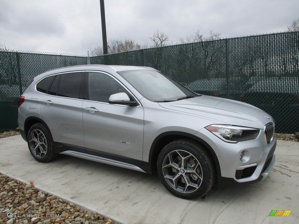 Bmw X1 2017 Glacier Silver New Cars Gallery