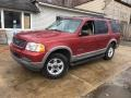 Toreador Red Metallic 2002 Ford Explorer XLT 4x4