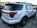 2016 Ingot Silver Metallic Ford Explorer Sport 4WD  photo #8