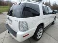 White Platinum Tri-Coat Metallic - Mountaineer V8 Premier AWD Photo No. 5