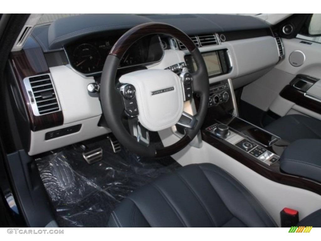 navy cirrus interior 2016 land rover range rover autobiography photo