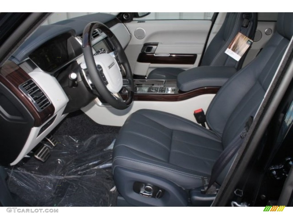 Navy cirrus interior 2016 land rover range rover for Interior images