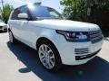 2016 Fuji White Land Rover Range Rover Supercharged  photo #2