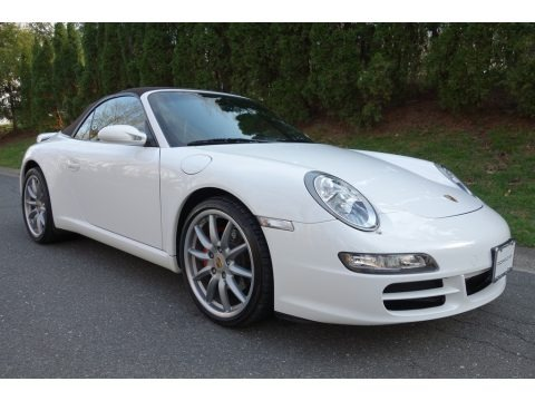 2007 Porsche 911 Carrera Cabriolet Data, Info and Specs