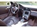 2007 Porsche 911 Natural Leather Cocoa Interior Dashboard Photo