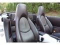 2007 Porsche 911 Natural Leather Cocoa Interior Front Seat Photo