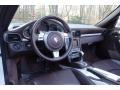 2007 Porsche 911 Natural Leather Cocoa Interior Interior Photo
