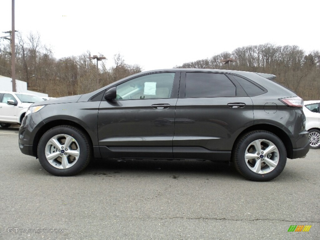 Magnetic Ford Edge