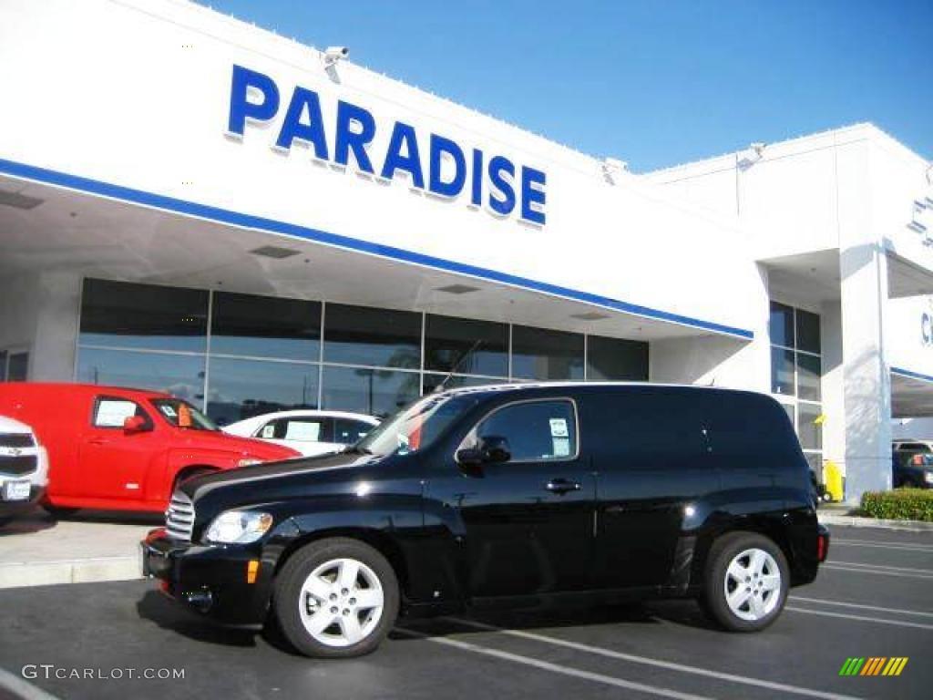 2008 Black Chevrolet Hhr Lt Panel 11176287 Gtcarlot Com Car