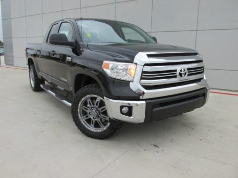 2016 Toyota Tundra TSS Double Cab Data, Info and Specs