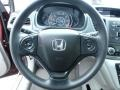 2013 Basque Red Pearl II Honda CR-V LX AWD  photo #21