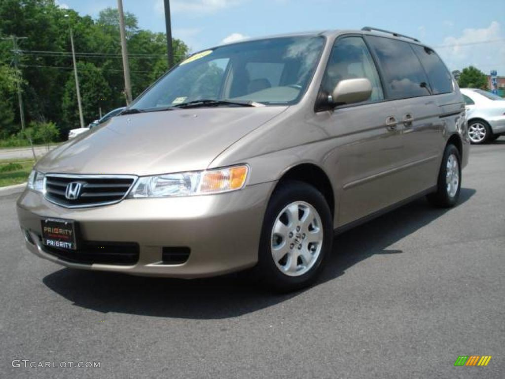 2004 sandstone metallic honda odyssey ex l 11168157 gtcarlot com car color galleries gtcarlot com