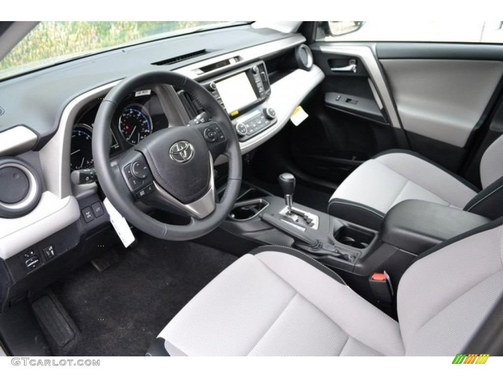 Ash Interior 2016 Toyota RAV4 XLE AWD Photo #111956440
