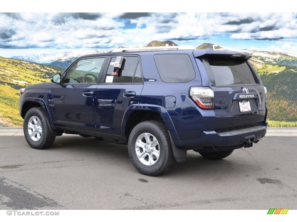 2016 Nautical Blue Metallic Toyota 4Runner SR5 Premium 4x4 ...