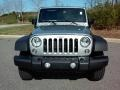 2016 Billet Silver Metallic Jeep Wrangler Unlimited Sport 4x4  photo #3