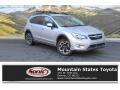 Ice Silver Metallic 2013 Subaru XV Crosstrek 2.0 Premium