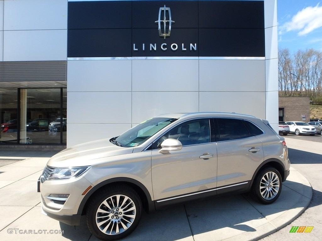 Lincoln Mkc Silver Sand